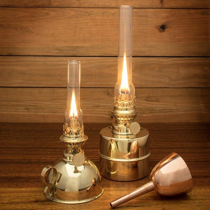 Extra Bright Brass Oil Lamps Oil Lamps Small Lamps Lamp