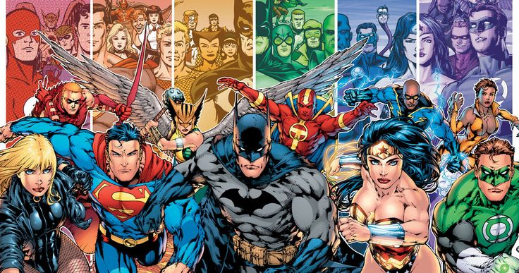 DC Movie Release Schedule Reveals 'Justice League', 'Wonder Woman' in 2017 -- Warner Bros. and DC announced their full superhero lineup, including 'Wonder Woman', 'Green Lantern', 'Shazam', 'Cyborg' and 'The Flash'. -- http://www.movieweb.com/dc-movies-justice-league-wonder-woman-release-dates