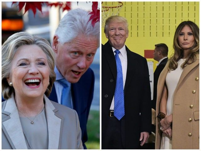 First Lady Melania Trump More Popular Than First Lady Hillary Clinton