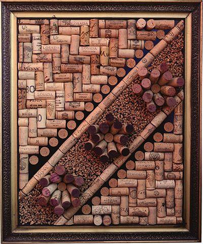 Korkowo - Beautiful wine cork images