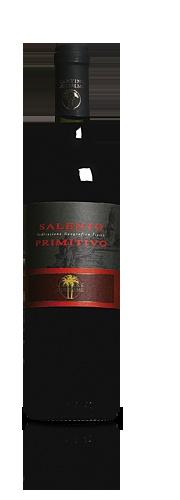Cantine Due Palme Primitivo del Salento - zacht, vol en rond