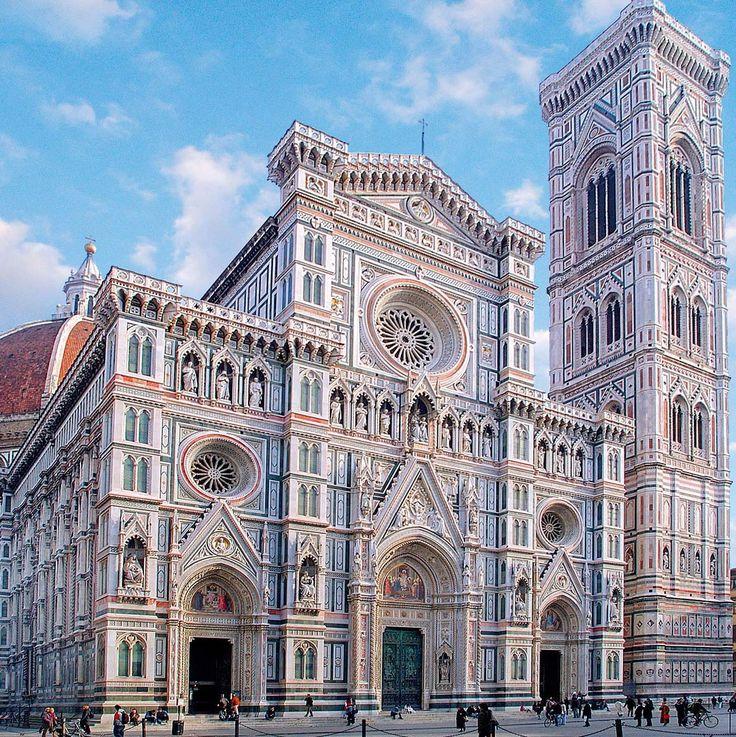 Basilica di Santa Maria del Fiore, Firenze, Italia
