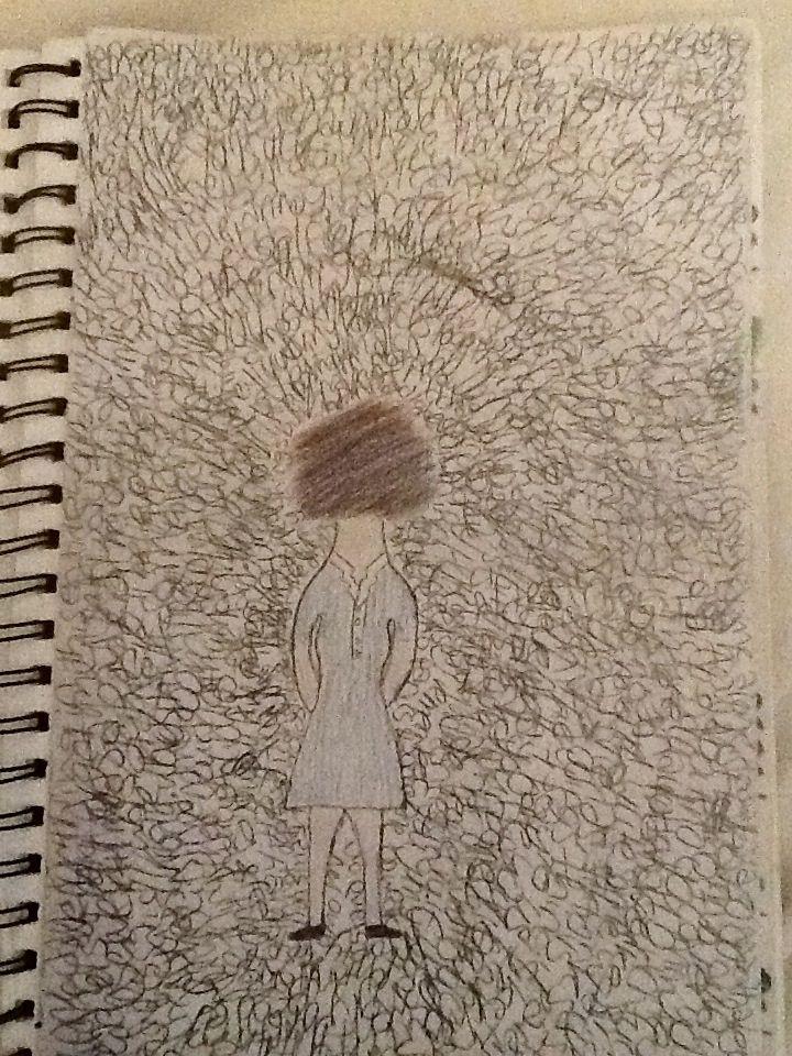 Thoughts and feelings. inspiration; Georgia Carpithia