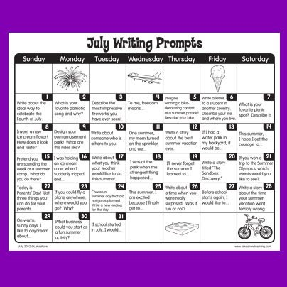 daily writing prompts email This resource includes 40 daily writing prompts for august and september in three formats: powerpoint presentations, journals and worksheets these are perfect as a.