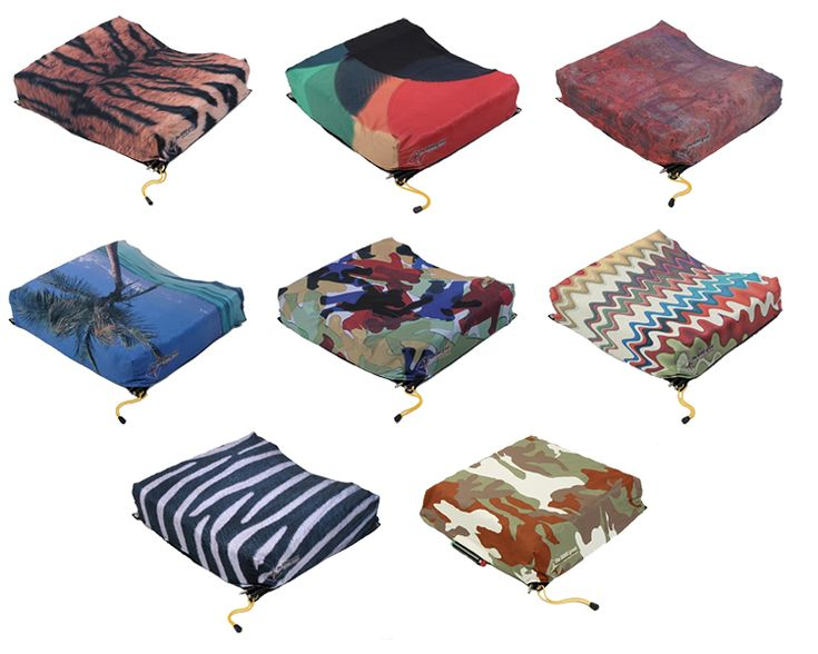 Roho Mojo Wheelchair Cushion Cover