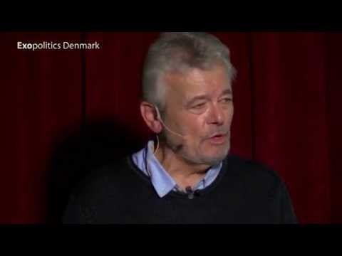 George Knapp - Area 51, Flying Saucers and Bob Lazar - Copenhagen 2014 -