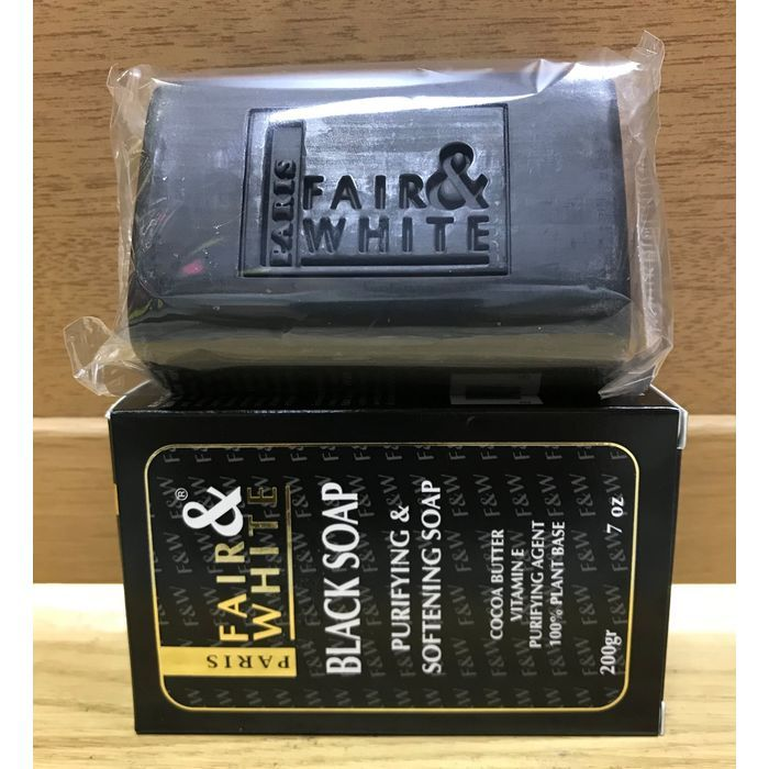 Fair White Black Soap 200g Listing In The Bar Soaps Body Bath Shower Health Beauty Category On Ebid United Kingdom 1702 Black Soap Soap Cocoa Butter