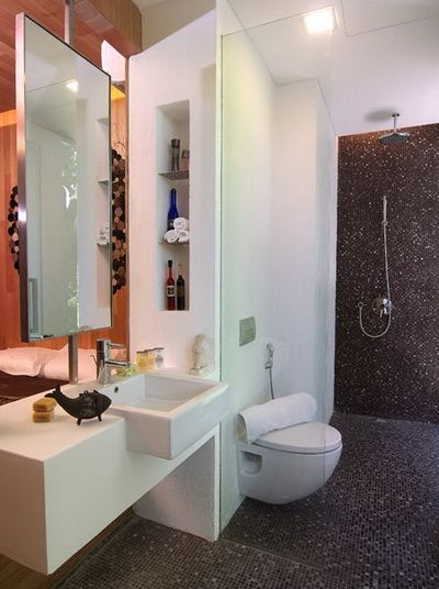 17 best ideas about very small bathroom on pinterest