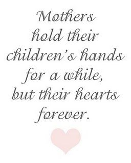 Mothers....