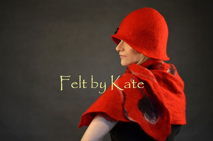 I invite you to rediscover together the magic of colors, to refresh the old and new styles of clothes highlighting the beauty and feminity. The offer of outfits and accessories by me are unique, handmade with passion and joy of creating. https://www.facebook.com/FeltbyKate/