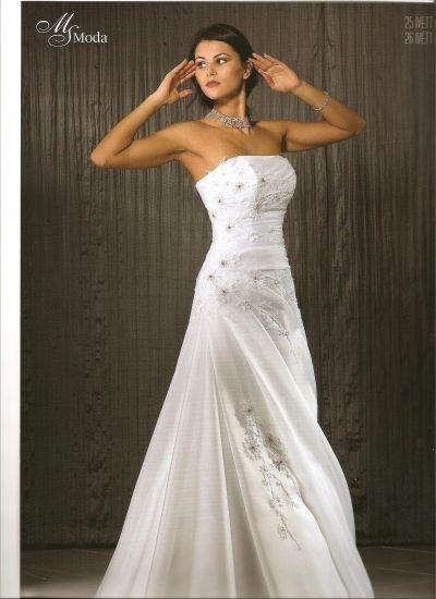 Svatební šaty IVETT