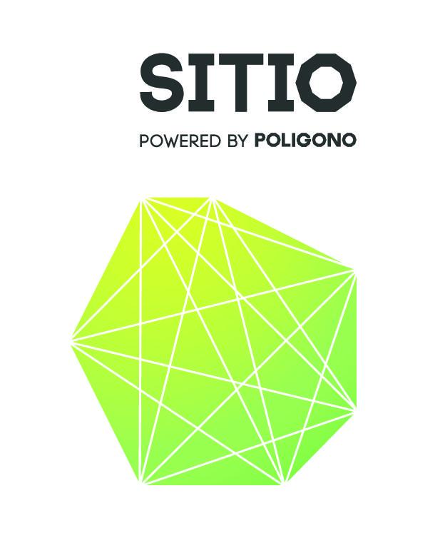#POLIGONO #sitio #logo