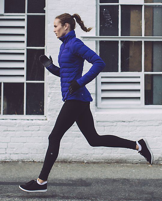 Speed Tight II*Brushed- your cold run companion