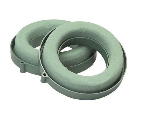Foam Wreath Ring Ideas