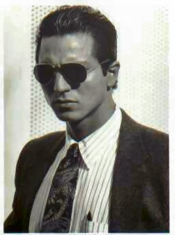Benjamin Bratt.. He reminds me of my uncle
