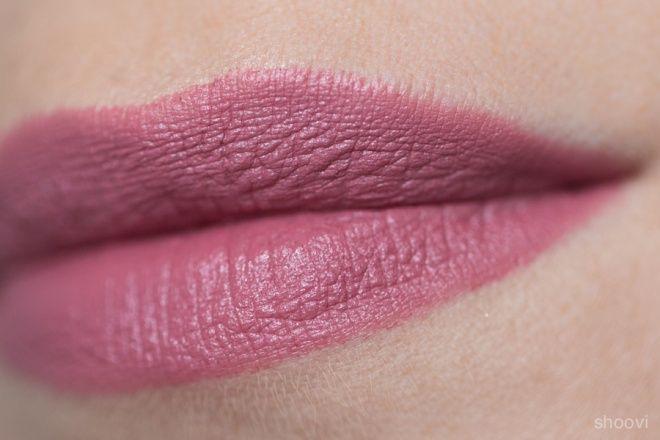 Матовая помада NYX Matte Lipstick в оттенке 15 Whipped Caviar отзывы — Отзывы о косметике — Косметиста