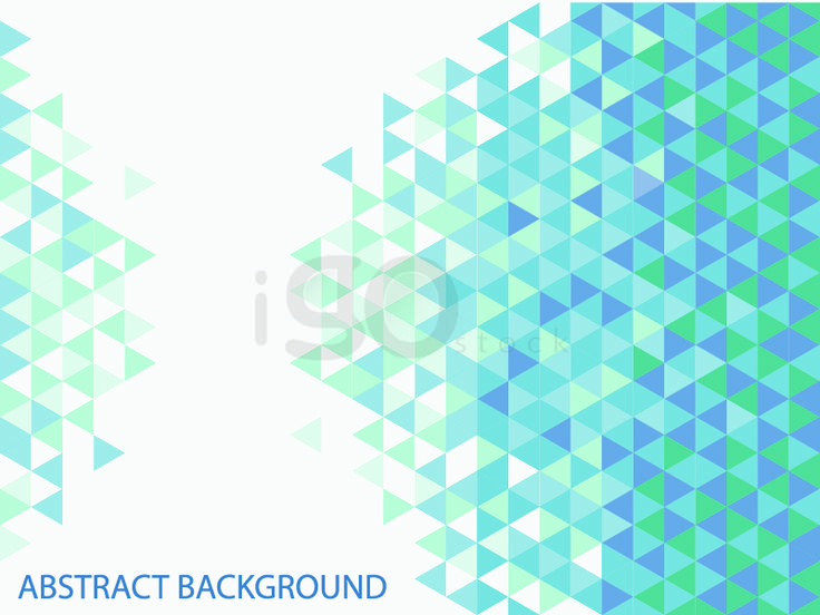 Abstract background blue