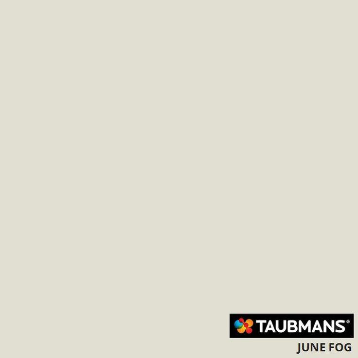 #Taubmanscolour #junefog