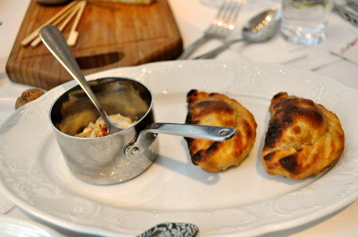 ITC Dish of the Week: Del Campo's Mushroom Truffle Empanadas