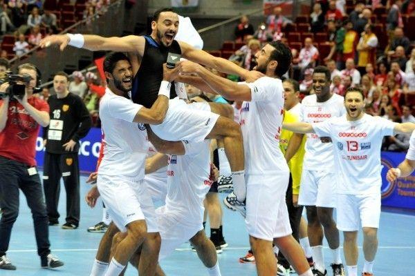 Tunisia vs Saudi Arabia Handball Live Stream - Men's World Championship