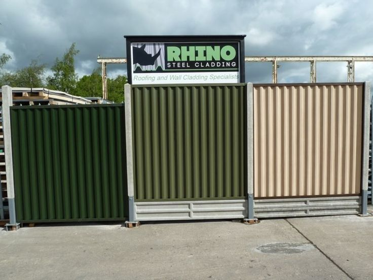 Best 25 Steel Fence Panels Ideas On Pinterest Metal