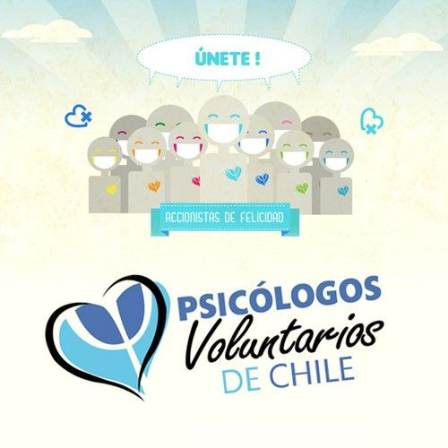 Entrevistamos a Pilar Zurita de Psicólogos Voluntarios, una ONG que surgió después del terremoto que lleva ayuda a psicológica a todos quienes lo necesiten...¿conocías esta organización? - Psicólogos Voluntarios de Chile felicidad accesible para todos - El Definido