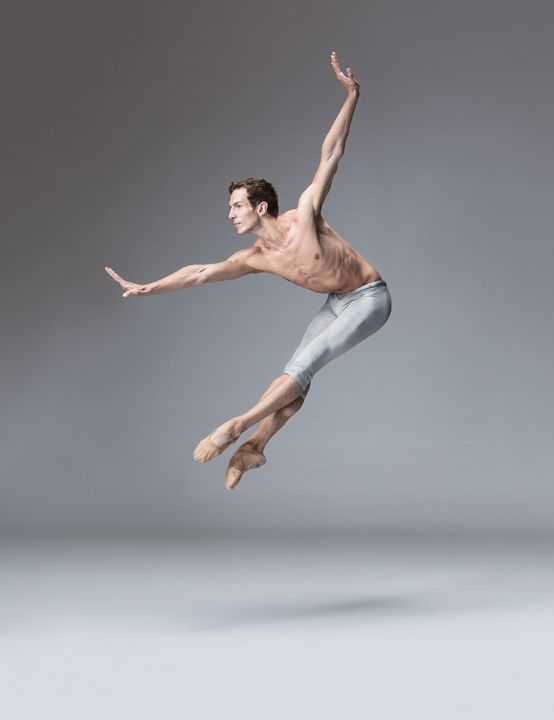 One of our newest Principal Dancers, Evan McKie. Photo by Aleksandar Antonijevic.