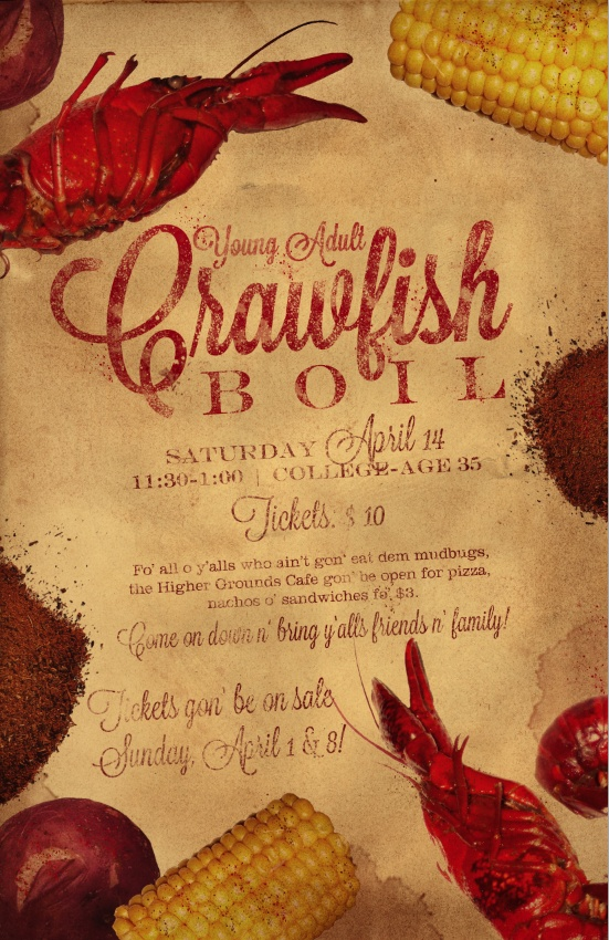 17 Best images about Crawfish boil invites on Pinterest ...