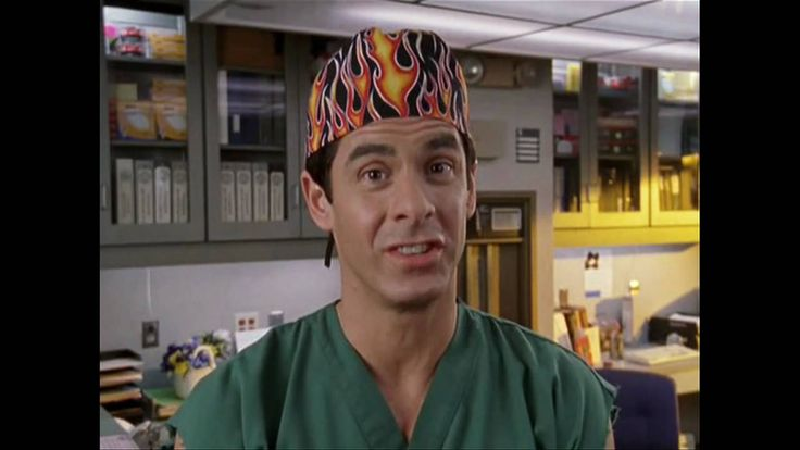 Scrubs - The Best of The Todd