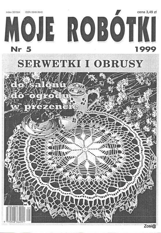 Moje Robótki nr 5/1999