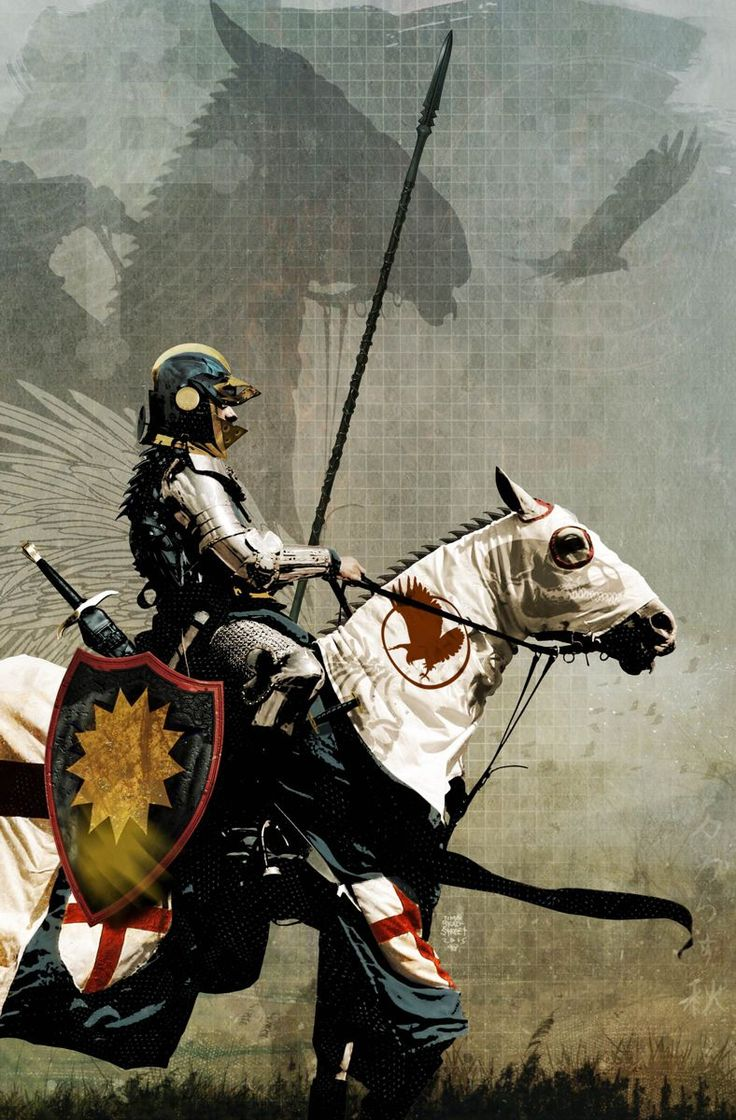 Black Knight #3 Variant By Tim Bradstreet  Newsarama