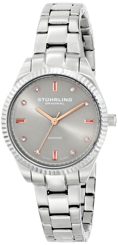 Reloj Stuhrling original Sinfónica Allure de Acero inoxidable  | Antes: $1,485,000.00, HOY: $248,000.00