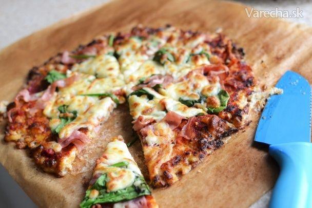 Dokonalá pizza bez múky.
