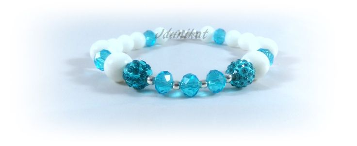 Armband *Blue Lagune*