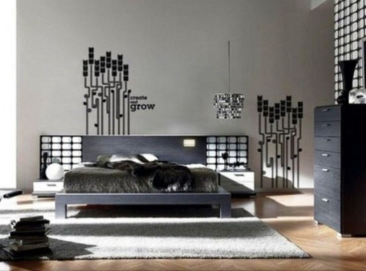 The 25+ best Masculine bedrooms ideas on Pinterest Masculine