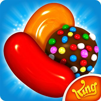 Download Candy Crush Saga APK MOD and unlock all feature!!