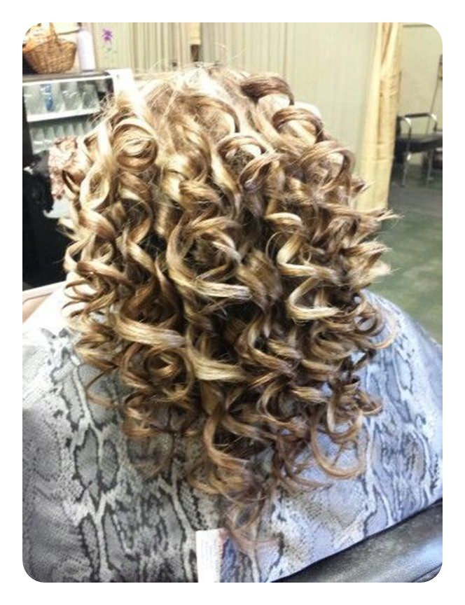 70 Perm Hairstyles You Can Style In 2020 Modern Styles Covered Permed Hairstyles Hair Styles Long Hair Styles