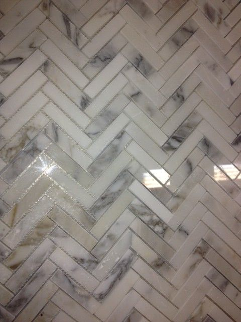 17 Best Images About Herringbone On Pinterest Shower