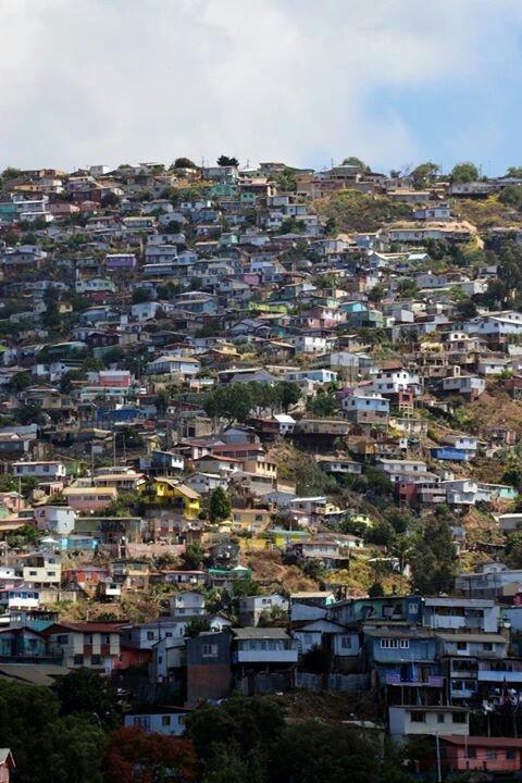 Valparaiso. Chile