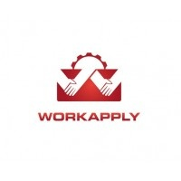 Workapply. is a free logo made by Widewebpro, you can download this for free!