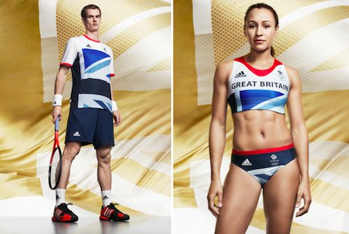 Stella McCartney and adidas Launch the Team GB Olympic Kit at the Tower of London - Coco's Tea Party