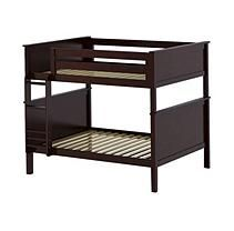 Full Size Bunk Bed - Cherry Finish