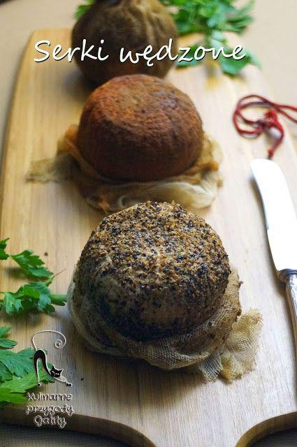 Kulinarne przygody Gatity: Serki wędzone w przyprawach