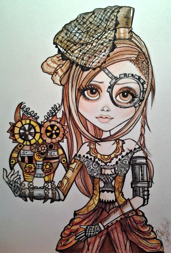 Pin by Kathy Schafer Stechschulte on Quirky Big Eyed Girl