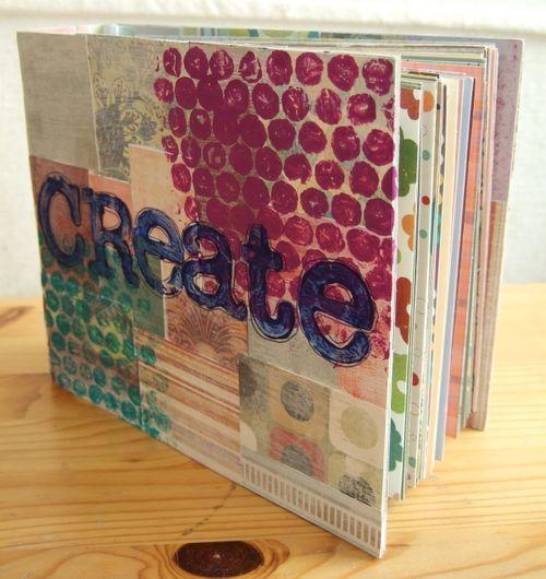 Smash Book Tutorial by EmySmashbook, Design Ideas, Art Journals, Book Tutorials, Mixed Media, Inspiration Journals, Classroom Ideas, Smash Book Covers, Scrapbook Album