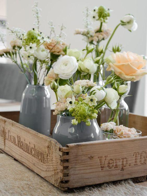 Die besten 25+ Frische blumen Ideen auf Pinterest Blumen vase - deko ideen kunstwerke heimischen vier wanden