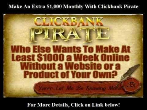 Clickbank Pirate - Is Clickbank Pirate a Scam? http://youtu.be/KnenDJAtDVs