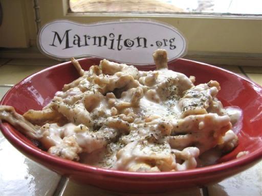 Cuisses de grenouilles sauce au Riesling : Recette de Cuisses de grenouilles sauce au Riesling - Marmiton
