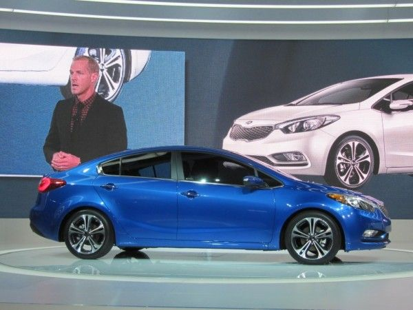 2014 Kia Forte Redesign 600x450 2014 Kia Forte Review, Performance, Quality, Safety with Images
