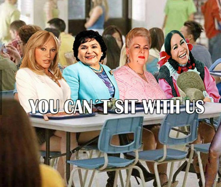 MEXICAN MEAN GIRLS